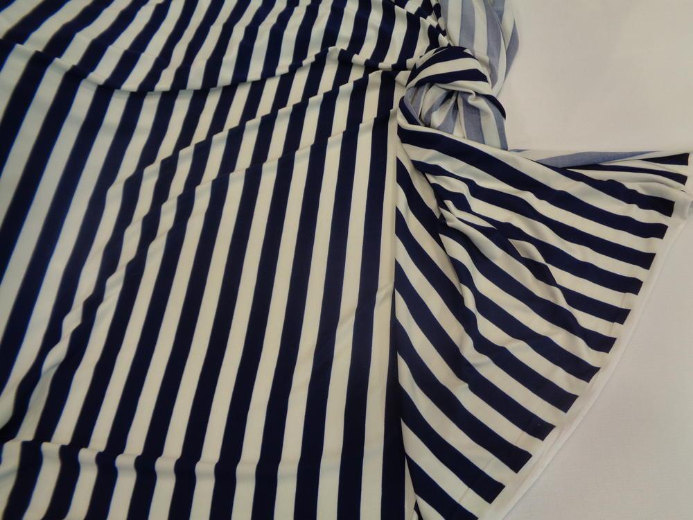 Βαμβακολίκρα 'Stripes' blue
