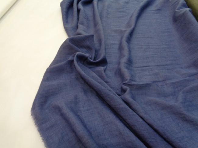 Βαμβακερή γάζα 'Mykonos' blue