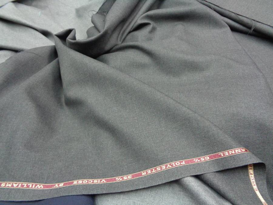 Καπαρτίνα χειμωνιάτικη 'English style' dark grey