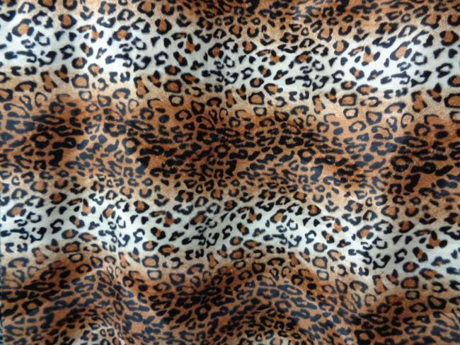 Animal print 'Leopard 1'