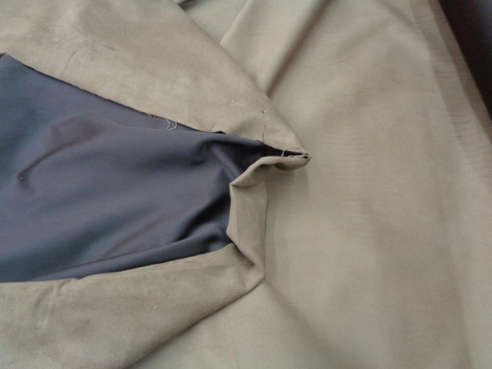 Σουέτ-καστόρι 'Filippa' brown