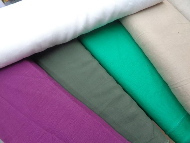 Λινάρι σε διάφορα χρώματα