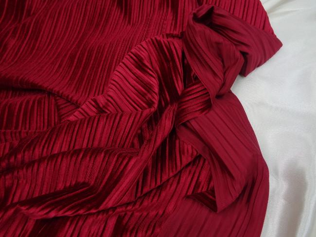 Βελούδo ελαστικό 'Red Esmeralda'