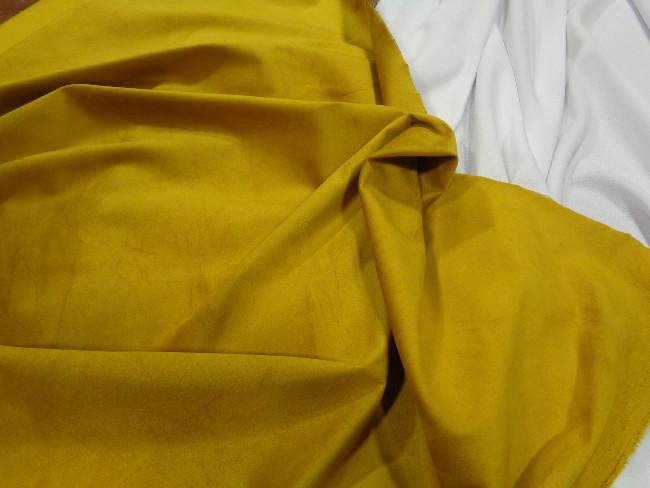 Σουέτ-καστόρι 'Filippa' yellow