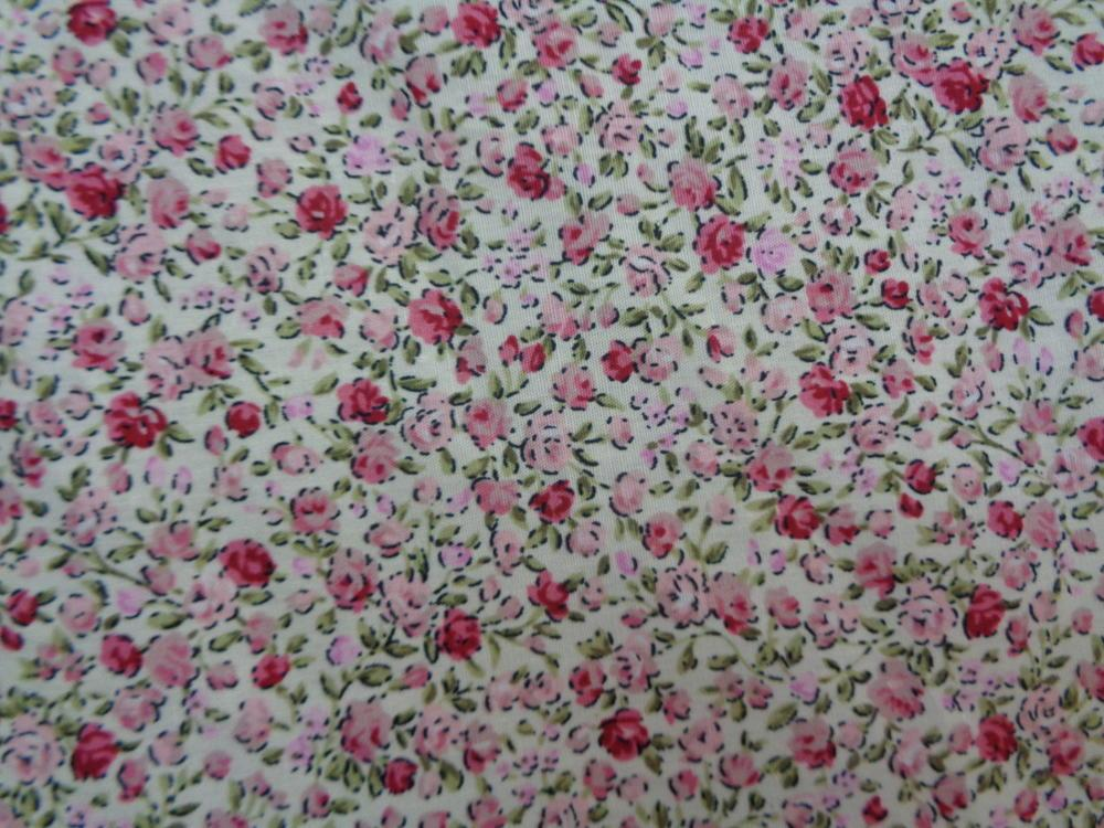 Ποπλίνα 'Roses' σε ρόζ