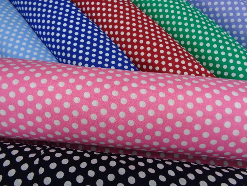 Ποπλίνες 'Φουσκάλες' σε διάφορα χρώματα