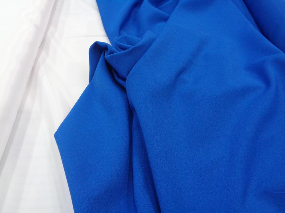 Ελαστικό κρέπ 'IRIS' royal blue
