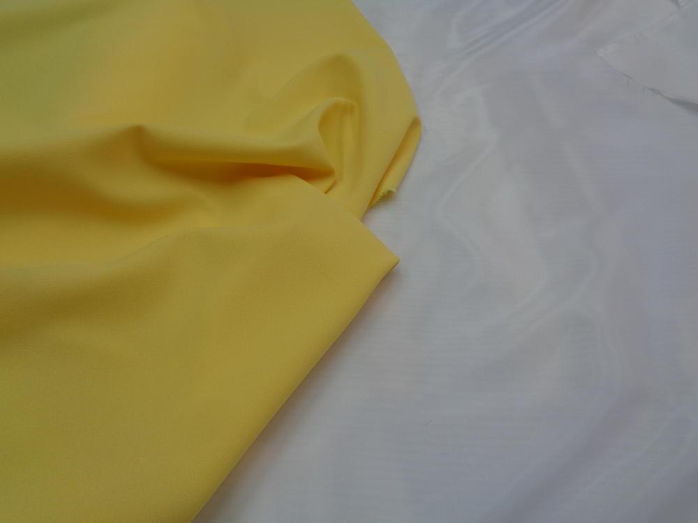 Ελαστικό κρέπ 'IRIS' yellow