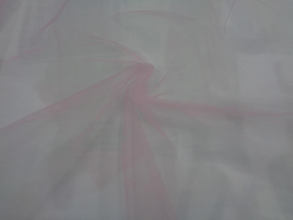 Τούλι σε ρόζ κουφετί