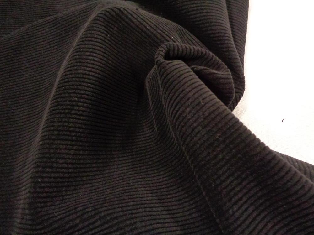 Βελούδο κοτλέ 'Black velvet'