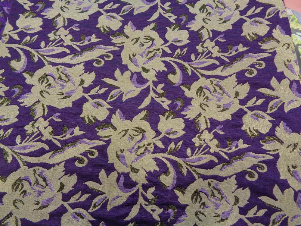 Μπροκάρ 'Royal elegance' purple