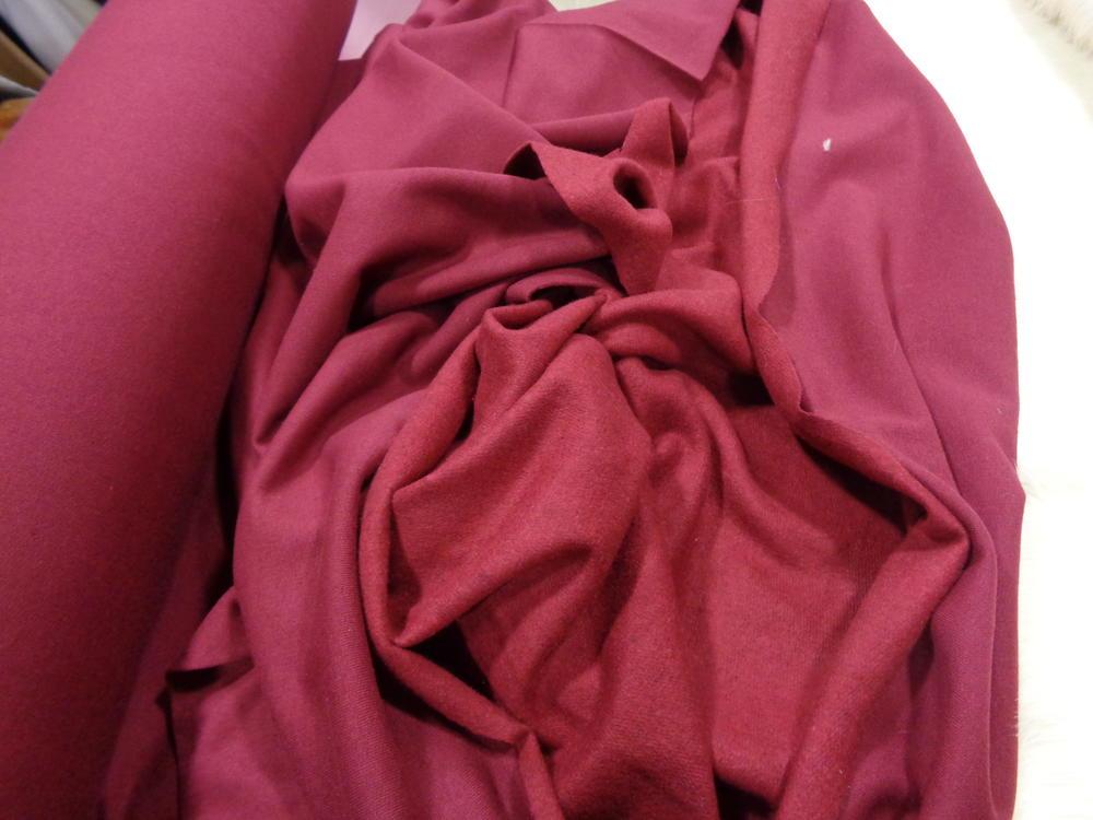 Φούτερ 'Orestiada' dark red