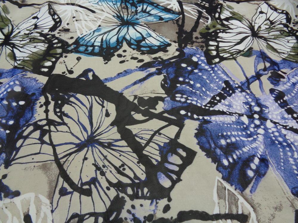 Μουσελίνα 'Butterflies'