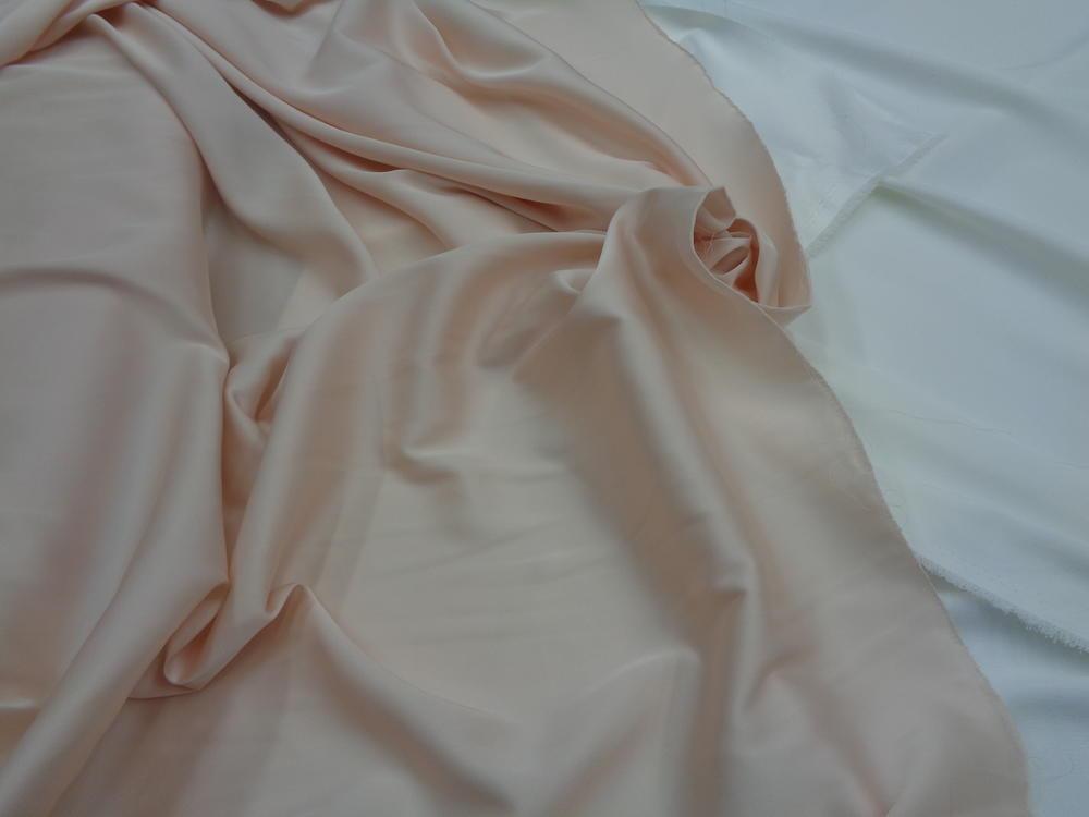 Ρασμίρ ελαστικό  λεπτό 'Elia' nude