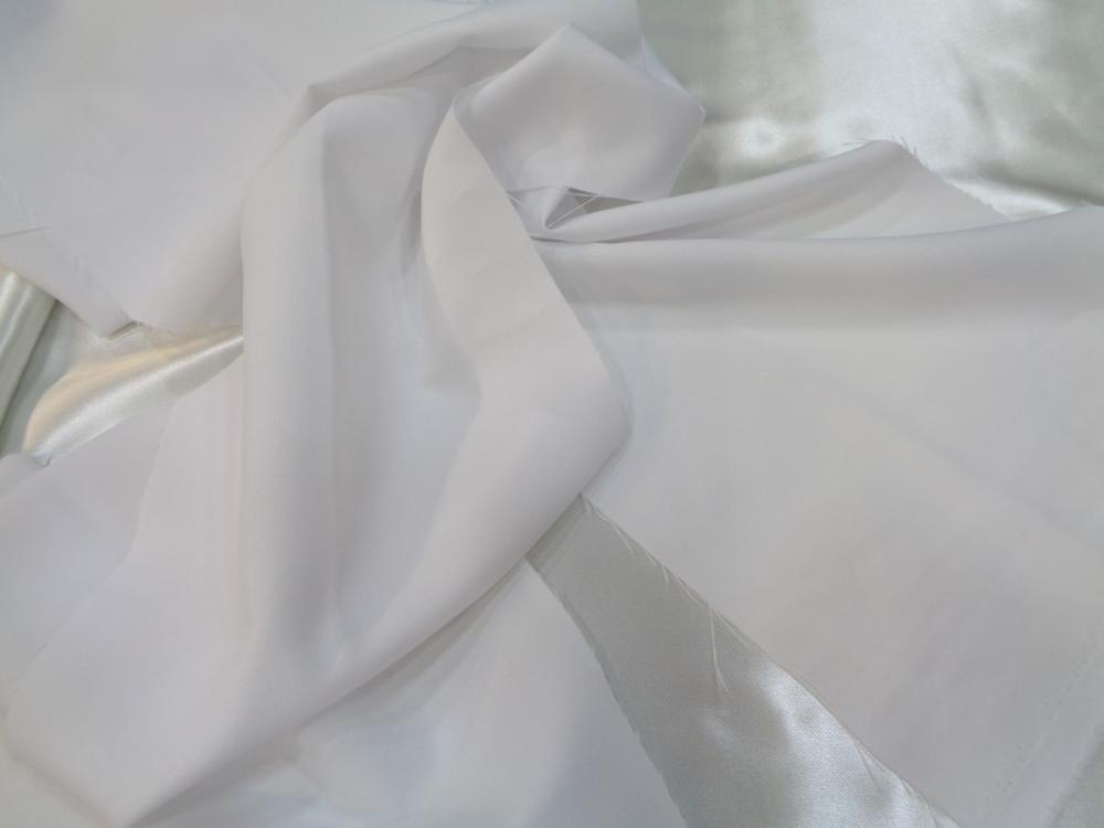 3μετρη καπαρτίνα 'Como' white