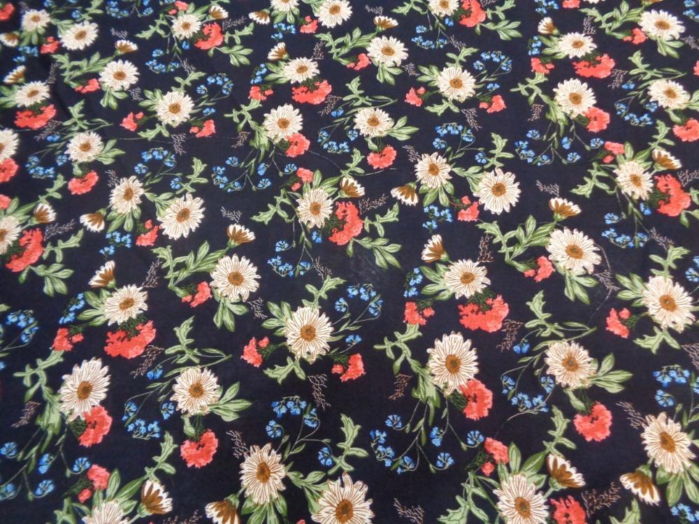 Βισκόζ 'Amelia' s flowers'