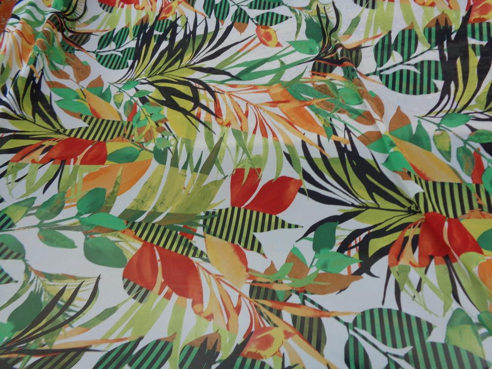 Μουσελίνα 'Paradise exotic' green