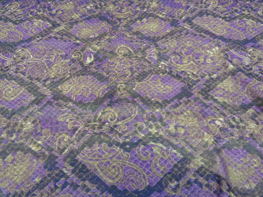 Μουσελίνα 'Exotica in purple'