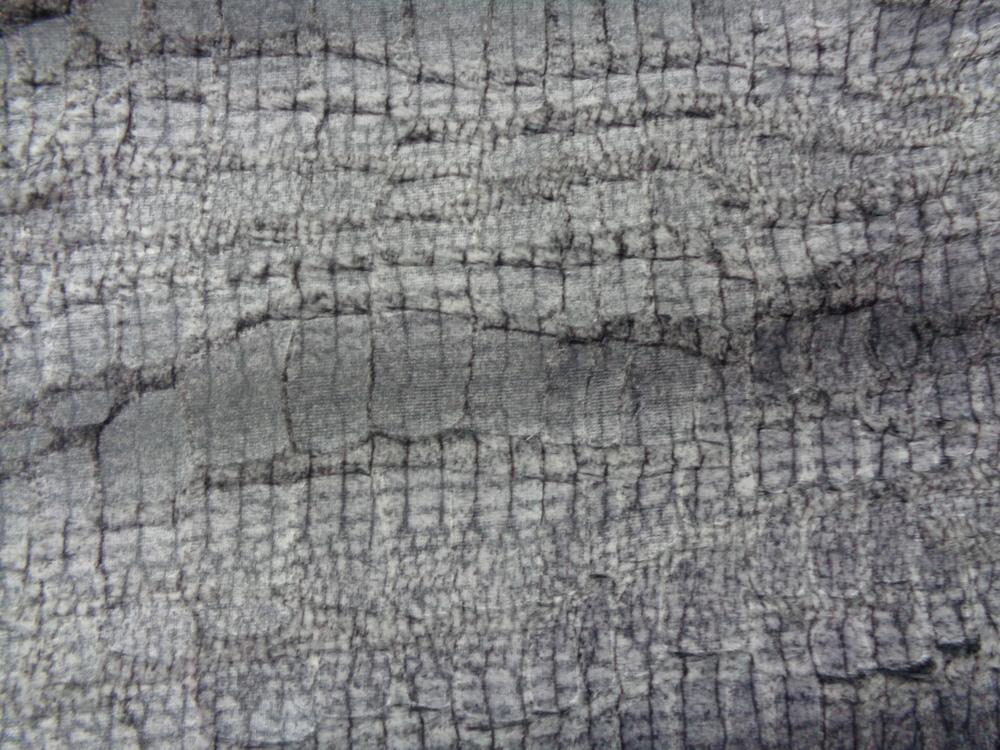 Γούνα οικολογική 'Grey alpine'