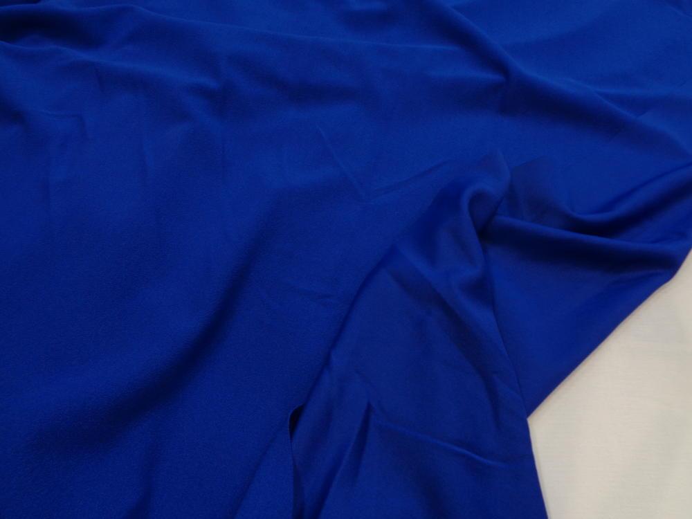 Scuba-κρέπ 'Emelia' royal blue