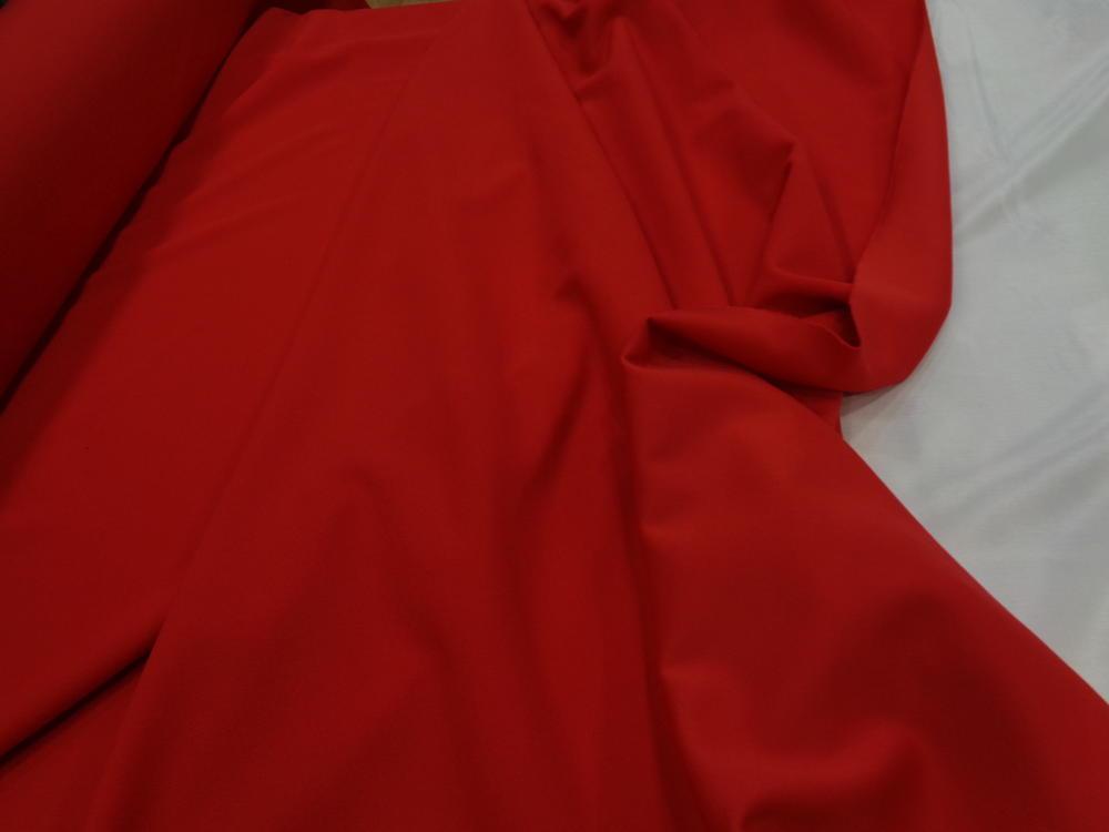 Scuba-κρέπ 'Emelia' red