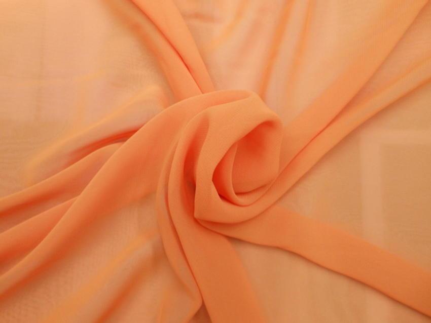 Μουσελίνα σε πορτοκαλί