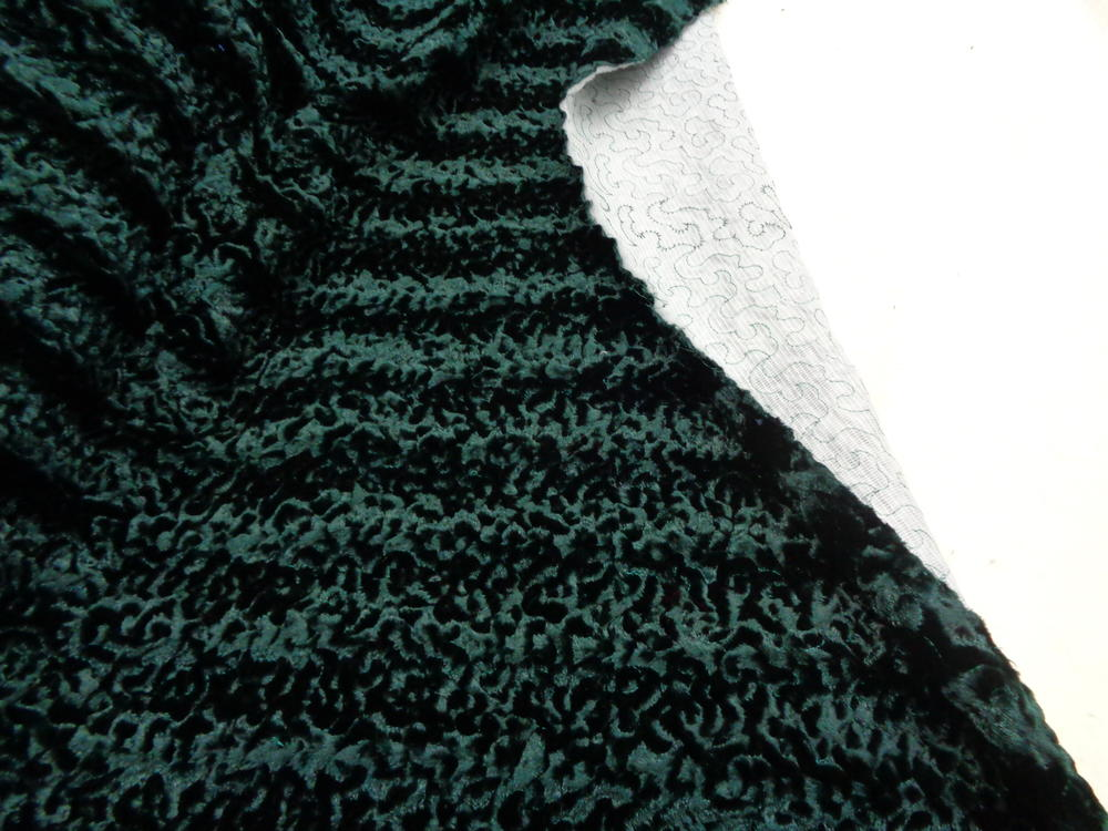 Αστρακάν οικολογική γούνα 'Green Angel'
