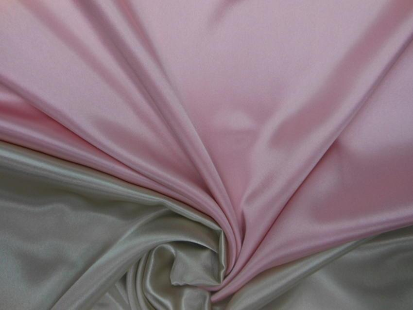 Σατέν σε ρόζ-κουφετί