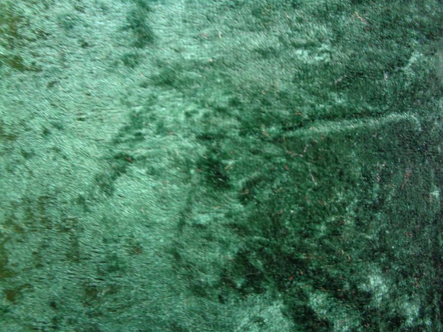 Βελούδο ελαστικό 'Κυπαρισσί διαμάντι' με νερά