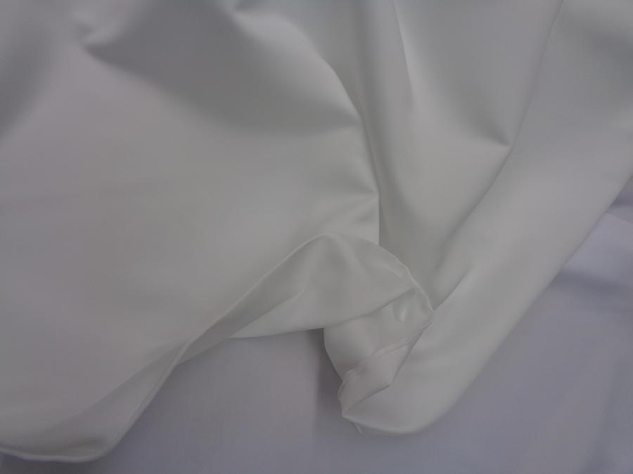 Ρασμίρ πολυτελείας 'Bride' λευκό-εκρού